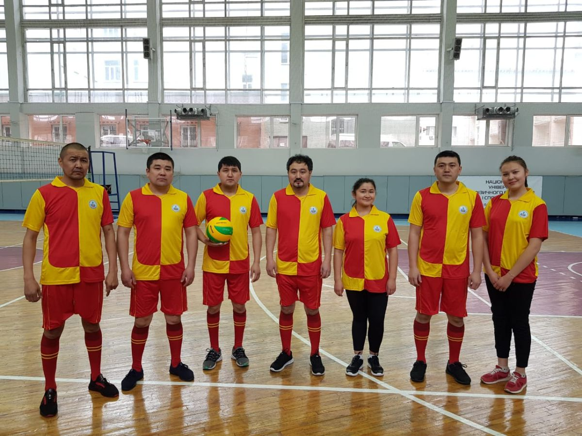 The Embassy of the Kyrgyz Republic in Ukraine took part in the XIII Olympics among diplomatic and consular missions accredited in Ukraine.