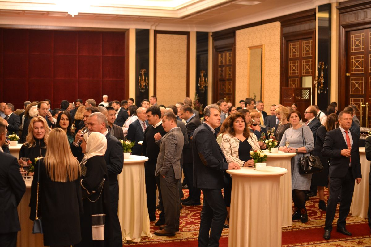 On November 20, 2019, a diplomatic reception was held in Kyiv, dedicated to the 28th anniversary of the independence of the Kyrgyz Republic.