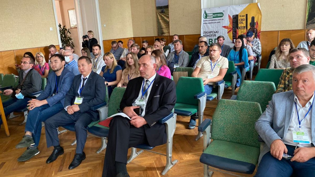 On August 26-28, 2020, at the initiative of the Embassy of the Kyrgyz Republic in Ukraine, the Association of Bast Crops of Kyrgyzstan took part in the VI International Scientific and Practical Conference